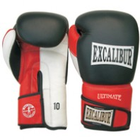 Перчатки боксерские Excalibur Ultimate 551-01 PU