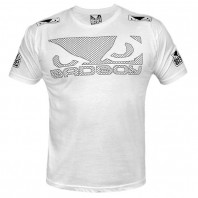Футболка Bad Boy Walk In 3.0 Tee White