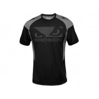 Футболка Bad Boy Performance Walk In Tee Black/Grey