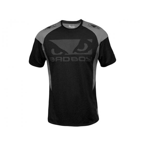 Футболка Bad Boy Performance Walk In Tee Black/Grey<br>Вес кг: 280.00000000;