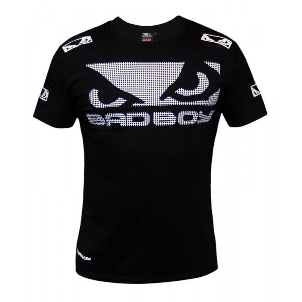 Футболка Bad Boy Walk In II Tee Black