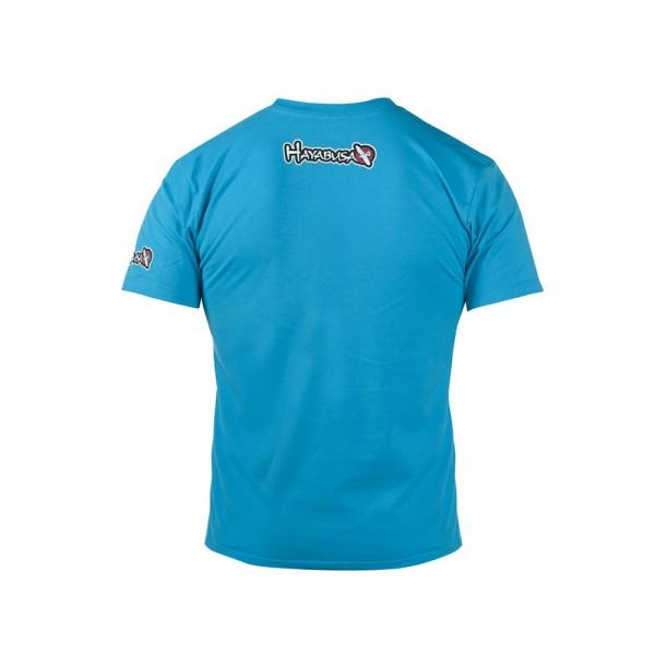 Футболка Hayabusa Fight T-shirt Blue