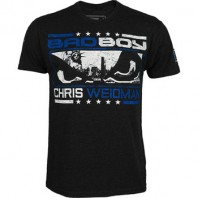 Футболка Bad Boy Chris Weidman UFC 162 Walkout Tee