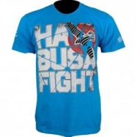 Футболка Hayabusa Fight T-shirt Blue