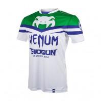 Футболка Venum Shogun UFC161 Edition Dry Fit White/Green