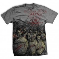 Футболка Ranger Up Spartan The Man Next to You Athletic Fit T-Shirt