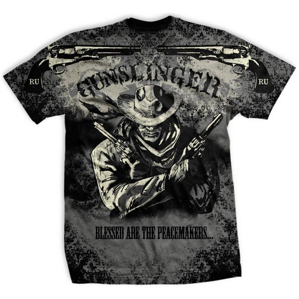 Футболка Ranger Up Gunslinger Athletic Fit