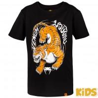 Футболка детская Venum Tiger King - Black