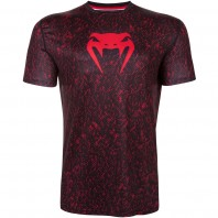 Футболка Venum Noise Dry Tech Black/Red