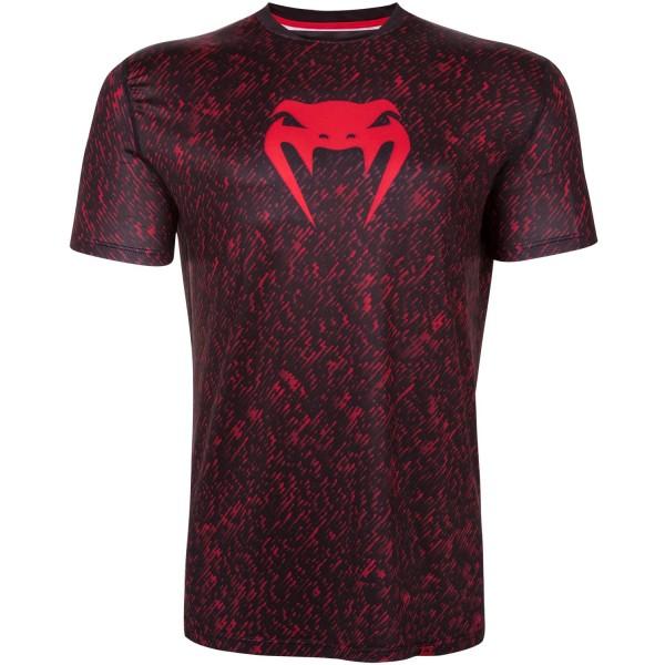 Футболка Venum Noise Dry Tech Black/Red