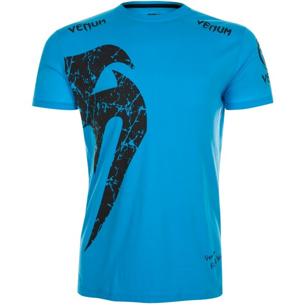 Футболка Venum Original Giant Tee Blue