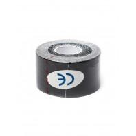 Тейп кинезиологический G-tape Black без коробки 3,8см х 5м