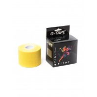 Тейп кинезиологический G-tape Yellow