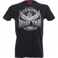 Футболка Venum Muay Thai Garuda Black