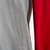 Олимпийка Hayabusa Wingback Hoodie Grey/Red
