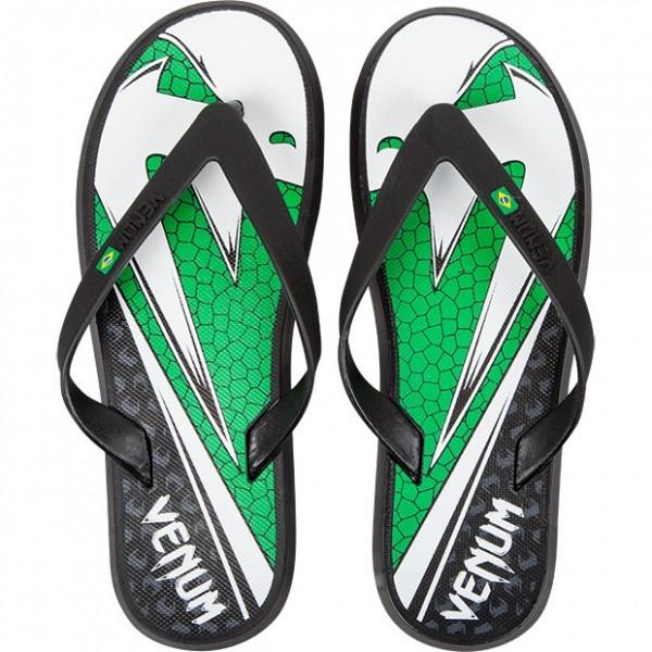 Сланцы Venum Amazonia 4.0 Sandals - Green Viper