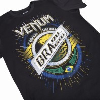 Футболка Venum Keep Rolling Black