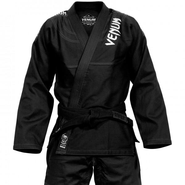 Кимоно для бжж Venum Challenger 3.0 Black/Grey A1,5