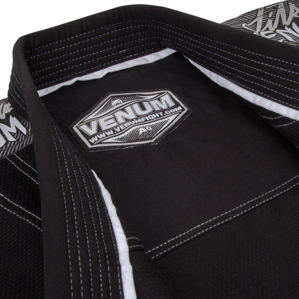 Кимоно для бжж Venum Challenger 3.0 Black/Grey A2