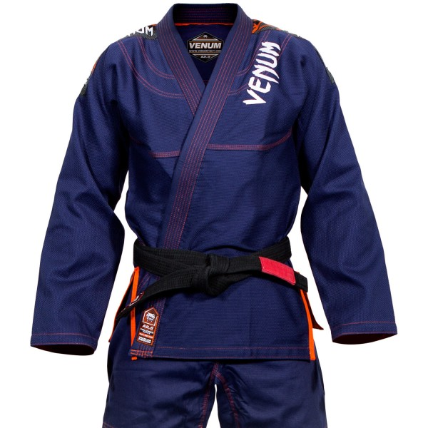 Кимоно для бжж Venum Challenger 3.0 Navy Blue/Orange A1,5