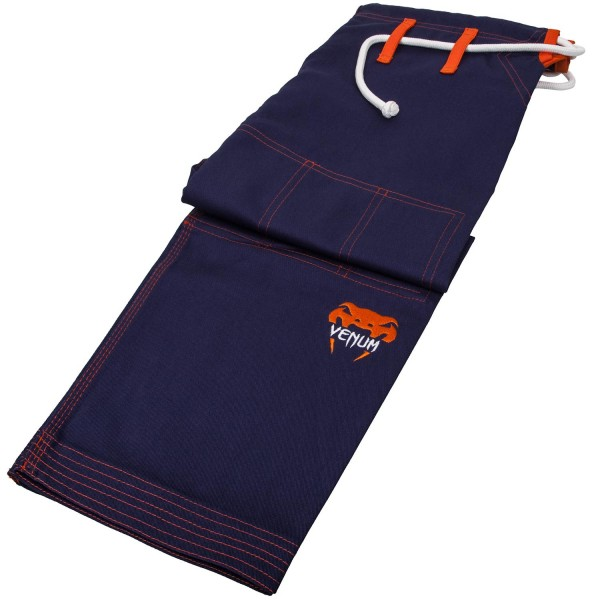 Кимоно для бжж Venum Challenger 3.0 Navy Blue/Orange A2