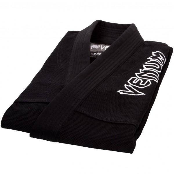 Кимоно для бжж Venum Contender 2.0 Black A2,5