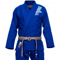 Кимоно для бжж Venum Contender 2.0 Blue A1,5