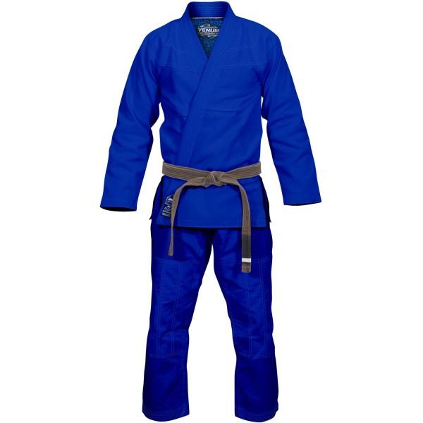 Кимоно для бжж Venum Elite Classic Blue/Cyan A2,5