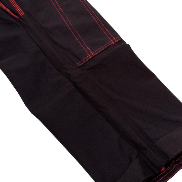 Кимоно для бжж Venum Elite Light Black/Red A2