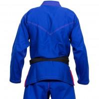 Кимоно для бжж Venum Elite Light Blue/Red A2