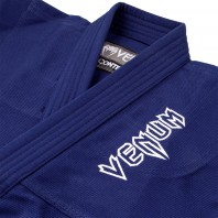 Кимоно для бжж Venum Contender Kids Navy Blue с поясом