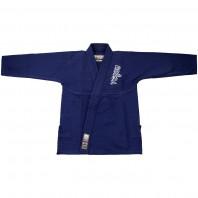 Кимоно для бжж Venum Contender Kids Navy Blue с поясом