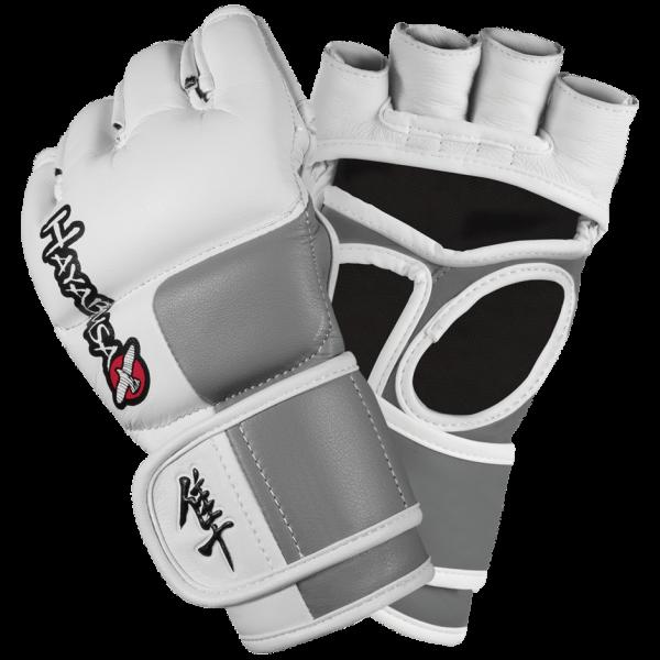 Перчатки ММА Hayabusa Pro Tokushu 4oz MMA White