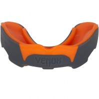 Капа боксерская Venum Predator Mouthguard Grey/Orange