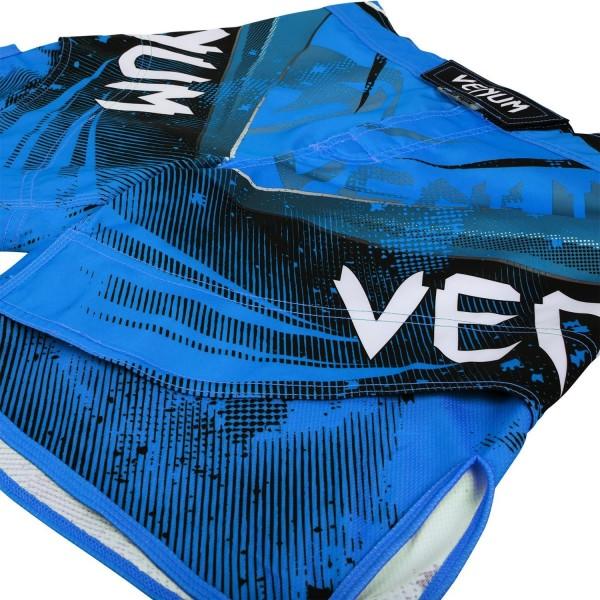 Шорты ММА Venum Galactic Neo Blue