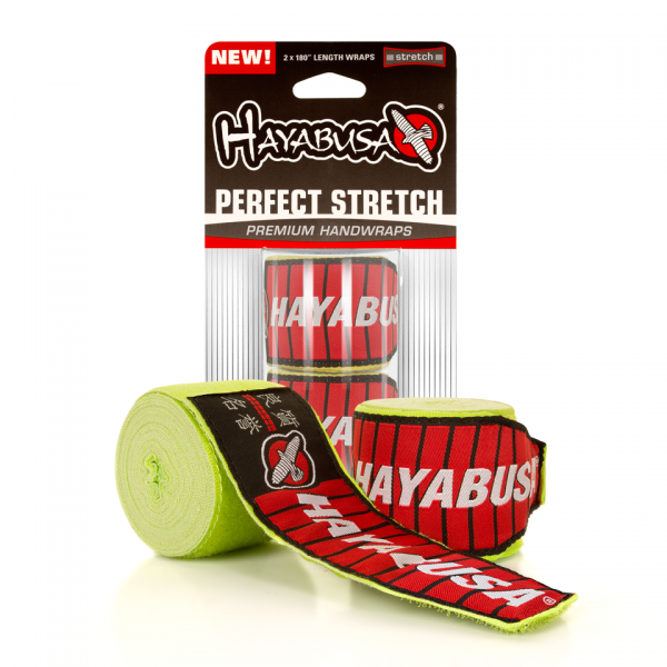 Бинты боксерские Hayabusa Perfect Stretch 2 Handwraps Green
