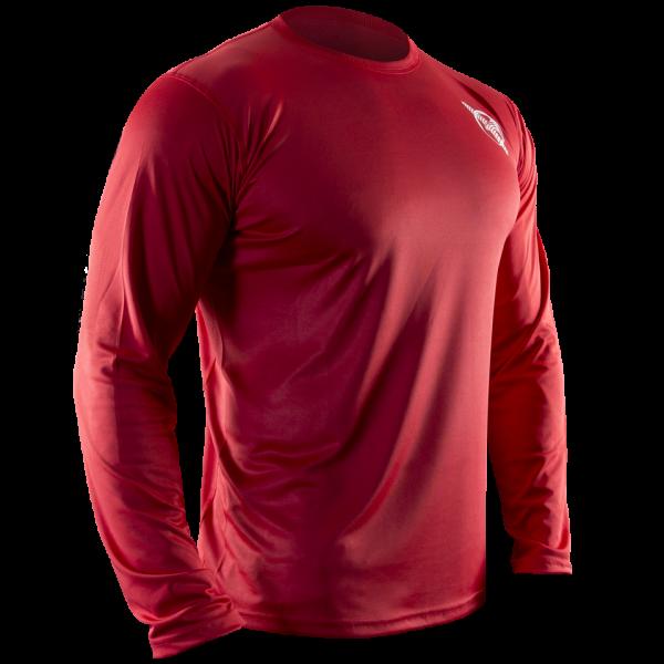 Футболка Hayabusa Kunren Training Shirt - Red