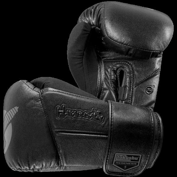 Перчатки боксерские Hayabusa Tokushu® Regenesis 16oz Gloves Black