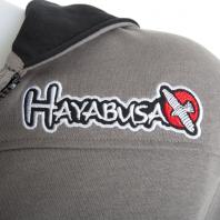 Олимпийка Hayabusa Wingback Hoodie Grey/Black