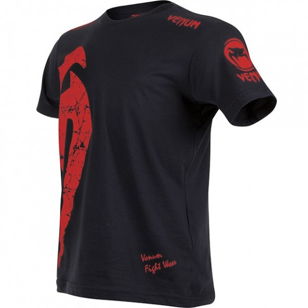 Футболка Venum Giant T-Shirt - Red Devil