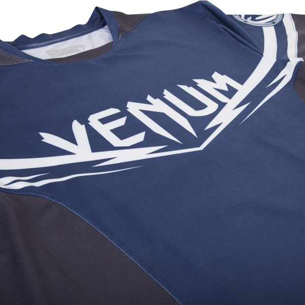Футболка Venum Sharp 2.0 Dry Tech T-Shirt - Blue/Grey