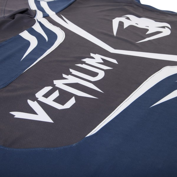 Футболка Venum Sharp 2.0 Dry Tech Blue/Grey