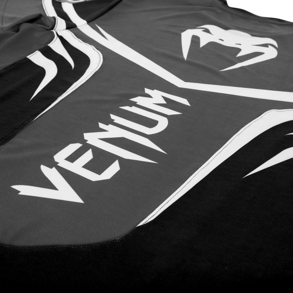 Футболка Venum Sharp 2.0 Dry Tech T-Shirt - Black/Grey