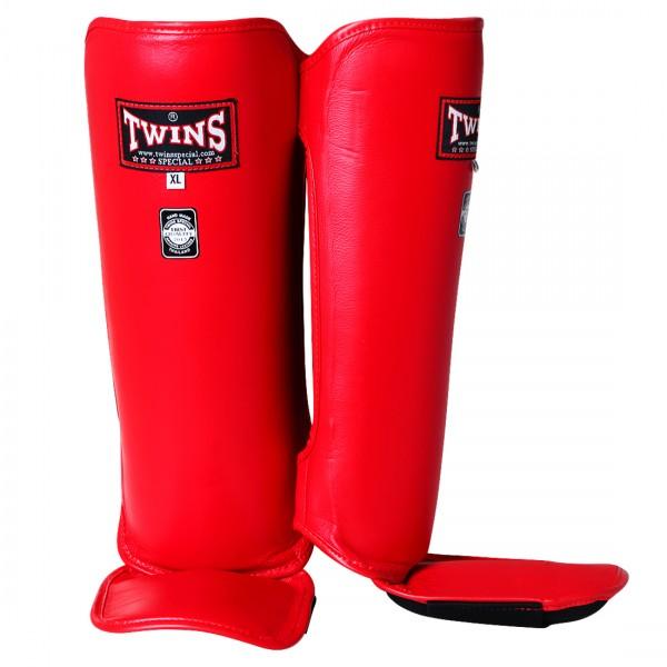 Щитки Twins SGL-3 Red
