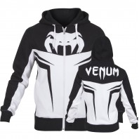 Толстовка Venum Shockwave 3.0 Hoody - Ice/Black