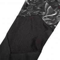 Компрессионные штаны Venum Art Black/White