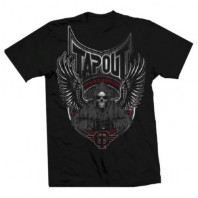 Футболка Tapout Punchy Men's T-Shirt Black