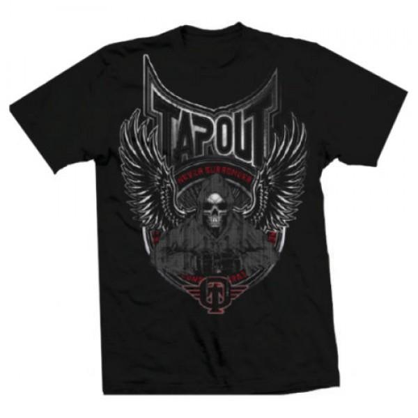Футболка Tapout Punchy Men's T-Shirt Black
