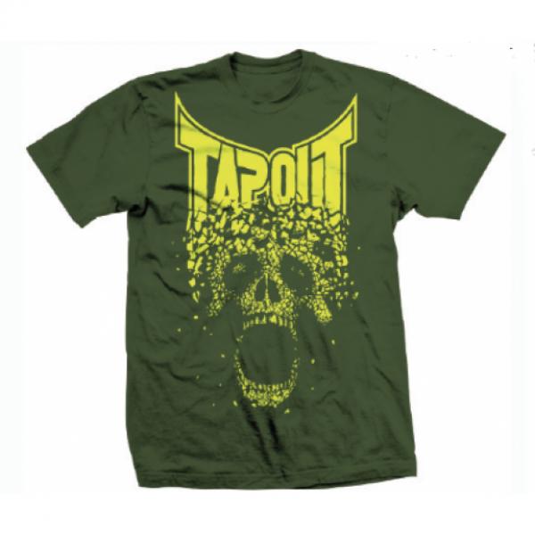 Футболка Tapout Crumbler Men's T-Shirt Green