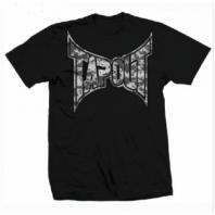 Футболка Tapout Digital Camo Men's T-Shirt Black